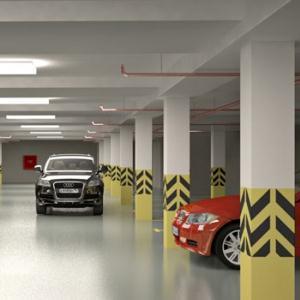 Автостоянки, паркинги Русского