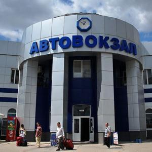 Автовокзалы Русского
