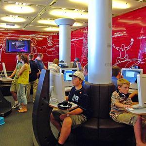 Интернет-кафе Русского