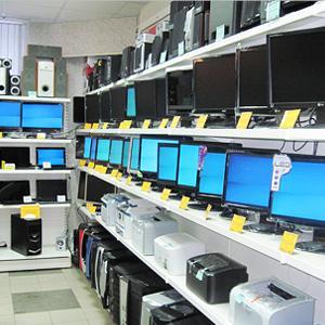 Компьютерные магазины Русского
