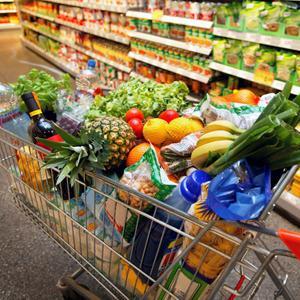 Магазины продуктов Русского
