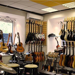 Музыкальные магазины Русского
