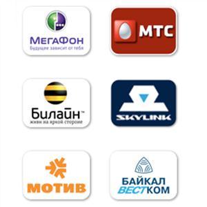 Операторы сотовой связи Русского