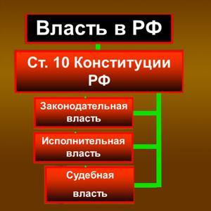 Органы власти Русского