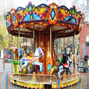 Парки культуры и отдыха Русского