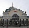 Железнодорожные вокзалы в Русском