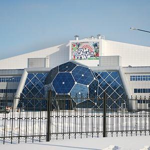 Спортивные комплексы Русского