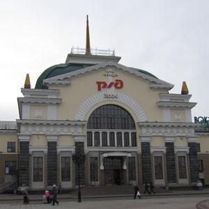 Железнодорожные вокзалы Русского